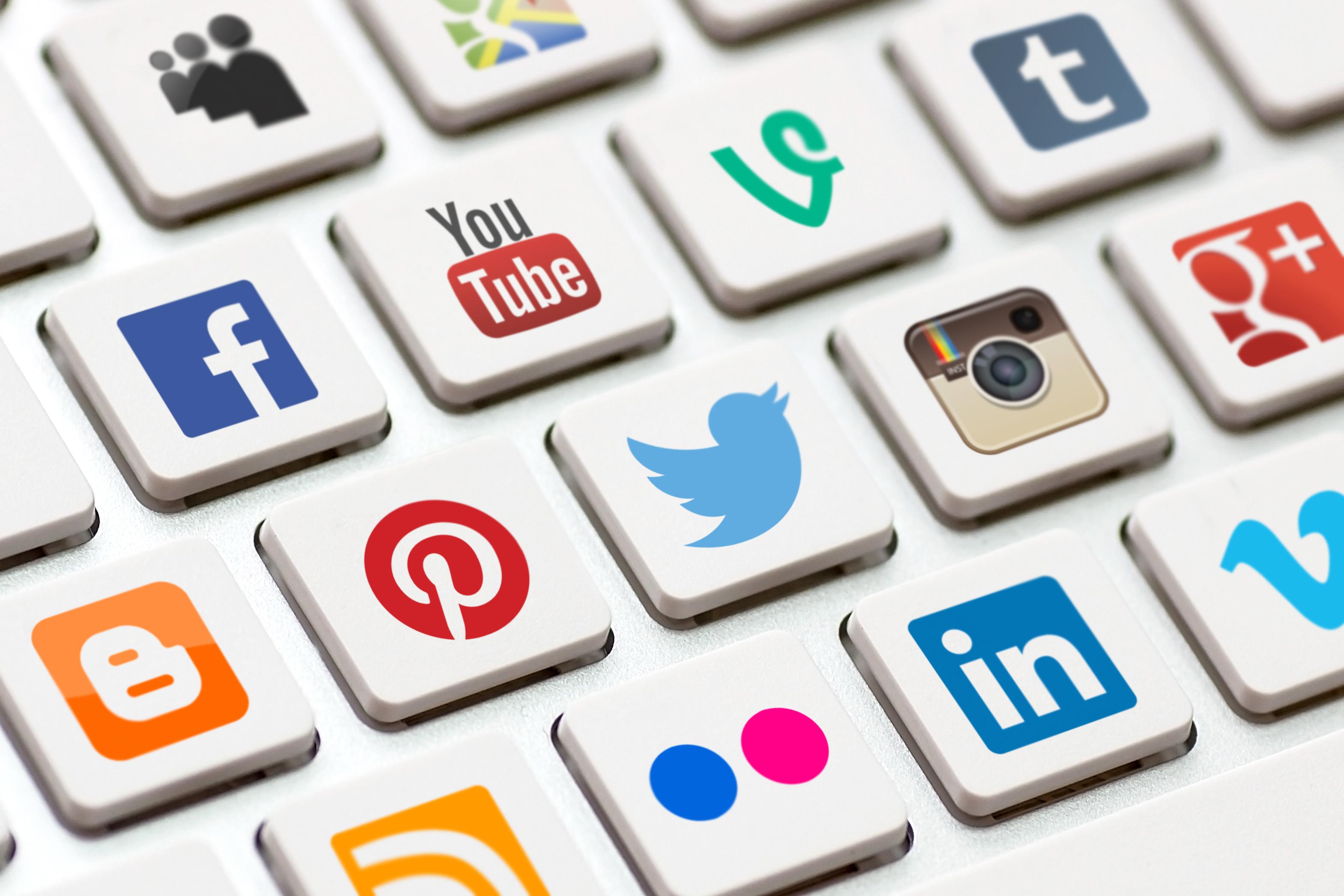 Logo Tasarımı Ve Sosyal Medya Pazarlaması