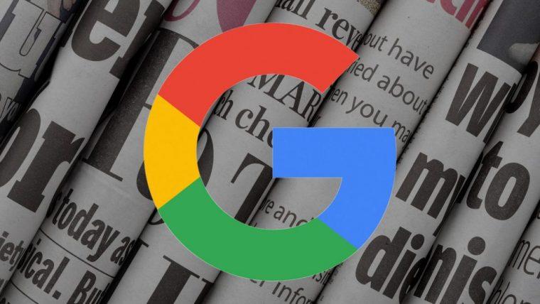 Google Haberler Yeni Tasarımıyla Karşımızda