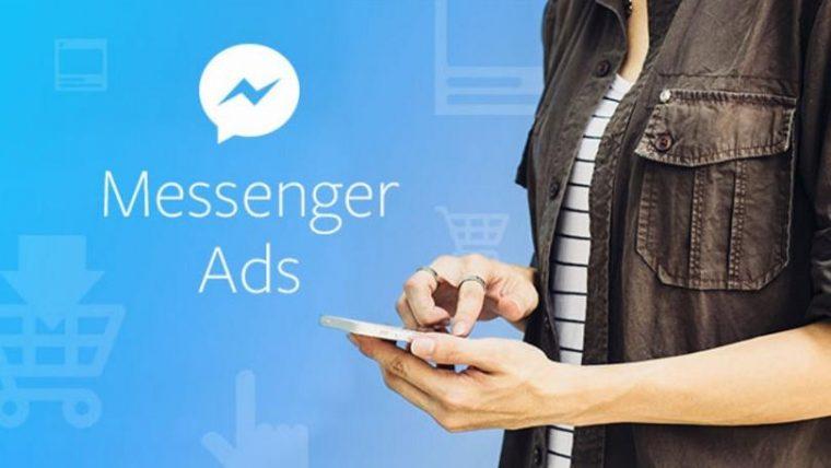 Facebook'tan Messenger Reklamları